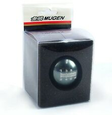 NUOVO ORIGINALE MUGEN in argento 6 SPEED GEAR Shift KNOB Civic Tipo R s2000 Accord Jazz