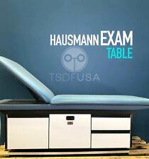Hausmann Medical Table