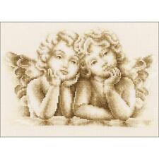 Dreaming Angels Counted Cross Stitch Kits by Vervaco PN-0146042