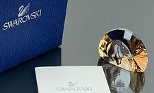 Swarovski Disney Lion King Paperweight Stone Mint In Original Box!