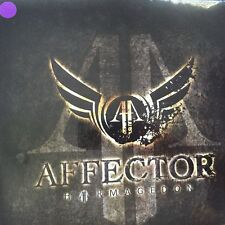 Affector   -  Harmagedon(180g Limited Edition Purple Vinyl 2-LPs)