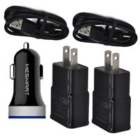 Fast Car Wall Charger Type-C USB-C Cable For Samsung Galaxy S21 S8 S9 S10 Note10