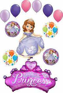 Sofia the First Sticker Sheets Birthday /& Theme Party Supplies 4 per pack