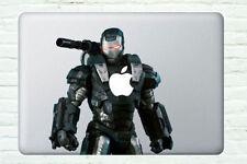 "Iron Man Marvel Heroe Sticker Decal Vinyl Apple Macbook Air&Pro&Retina 13"" NEW02"