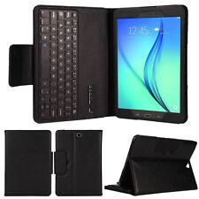 Clavier Bluetooth ÉTUI EN CUIR SUPPORT pour Samsung Galaxy Tab A 9.7 T550 дело