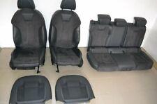 ORIGINALE Audi a3 8v Sedile Pelle dotazione ALCANTARA sedili in pelle per 3 porte