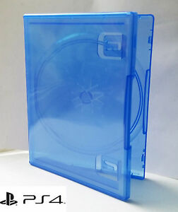 Official PS4 Playstation 4 Replacement Game Case Fast Delivery!