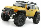 1/10 RC Truck TOYOTA FJ Truck RC Rock Crawler 4x4 RTR 313mm w/ LED Lights YELLOW