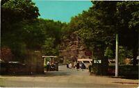 Vintage Postcard - Maine Entrance Watkins Glen State Park New York NY #4909