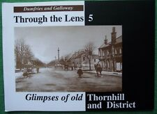 More details for book of old photos & postcards dumfries galloway glimpses of old thornhill