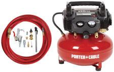 Porter Cable  6 gal. Portable Air Compressor  150 psi 0.8 hp