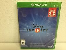 NEW Microsoft Xbox ONE Disney Infinity 2.0 Game Only no base or figures