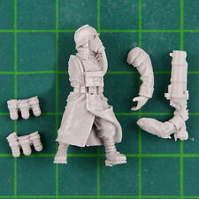 Death Korps of War Squad Firing Soldier #07 Grenade Launcher Forge World 40k