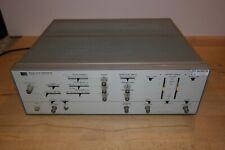 HP HEWLETT PACKARD MODEL 8015A PULSE GENERATOR