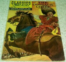 Classics Illustrated 164: The Cossack Chief, VF- (7.5) HRN164, 40% off Guide!