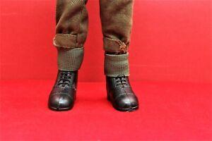 Vintage Action Man VAMAN Repro Elastic Dark Green (One pair of) Boot Gaiters..