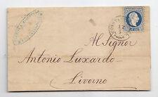 Y579-LEVANTE AUSTRIACO-DA COSTANTINOPOLI A LIVORNO