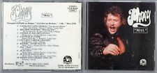 "CD JOHNNY HALLYDAY "" MAL "" 10 TITRES LIVE LILLE 7 MARS 1970 MADE IN ITALY"
