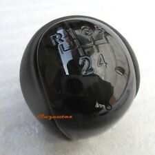 Walnut Leather Manual Transmission Gear Shift Knob For Kia Soul Forte Cerato