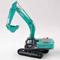 Kobelco 1/50 Diecast SK-350 Excavator Navvy Model Alloy Vehicles Toy Collection