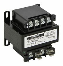 Siemens 100VA DIN Rail Panel Mount Transformer, 120V ac, 240V ac Primary 1 x, 24