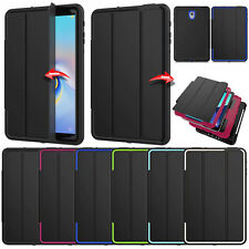 Shockproof Heavy Duty Smart Case Cover for Samsung Galaxy Tab E A A2 T590 S2 S3