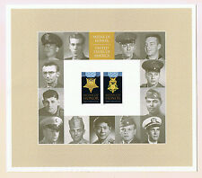 US #4822a-23a 2014 Army & Navy Medals of Honor Postage Stamp Prestige Folio