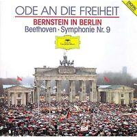 Bernstein in Berlin: Ode to Freedom / Symphony No. 9 [Audio CD]