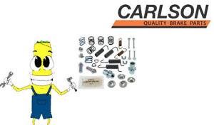 Complete Rear Parking Brake Hardware Kit for Honda Ridgeline 2006-2014