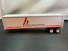 Winross John R Hess 25 Years Tractor Truck With Trailer 1/64 Scale Diecast & Box