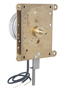 New Hansen Synchron Type C5 Electric Clock Movement - Bottom Set Style (MEM-19)