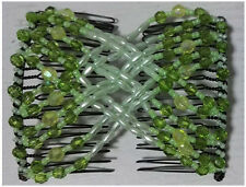 Ez Stretch Hair Comb Magic Hand-beaded Hair Styling Combs Clips for Women Girls