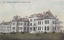 St. Joseph's Hospital GUELPH Ontario Canada 1907-15 Warwick Bros & Rutter PC
