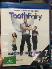 Tooth Fairy ex-rental BLU RAY (2010 Dwayne Johnson The Rock family movie)