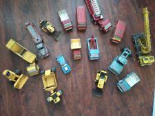 Vintage Tonka & Tootsie Toys