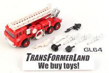 Inferno 100% Complete 1985 Vintage Hasbro G1 Transformers