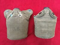 lot of 2 WWII WW2 US ARMY ORIGINAL 1944 and 1945