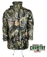 Stromkloth Mens New Mossy Oak Break Up Country Camo Jacket Hunting Shooting