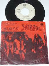 "BLACK SABBATH Tomorrow's Dream - 1972 PORTUGAL 7"" single UNIQUE SLEEVE very rare"