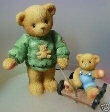 """CHERISHED TEDDIES - """"RUSSELL AND ROSS"""" 661783  MIB"""
