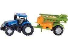 Siku Diecast Vehicle Model - 1668 New Holland Tractor With Crop Sprayer