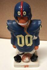 "1960's NY Giants Fred Kail Mini 5.5"" Ceramic Statue Figurine Figure"