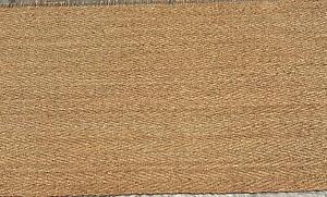crucial trading seagrass flooring sisal carpet herringbone 5.1m x 1m (5.1m2)
