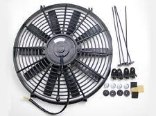 """14"""" Radiator Electric Cooling Fan Universal Straight Blade Fan"""