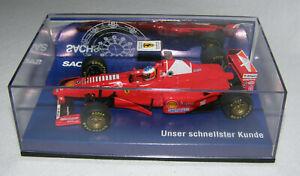 Minichamps Sachs # Unser schnellster Kunde # Ferrari F310B # 1997-# M.Schumacher