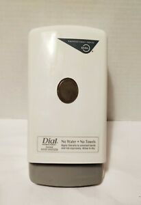 Dial Wall Mount Sanitizer Dispenser