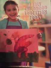 Early Childhood Education Today by George S. Morrison (2014, Paperback)