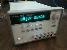 Hp Agilent Triple Output Dc Power Supply E3631a