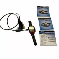 Garmin Forerunner 305 GPS Digital Fitness Training Watch w/ Cradle Charger
