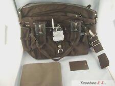 Nylon 6ix 10 bbbrown (braun) George Gina & Lucy GG&L GGL Handtasche Tasche
